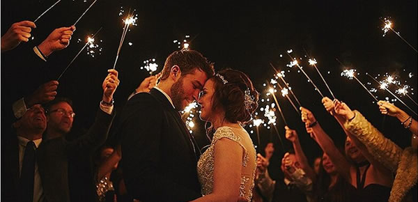 Although it may be late in the day, there are still plenty of opportunities to capture those magical memories of the day