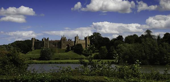 Framlingham Castle, Suffolk, East Anglia