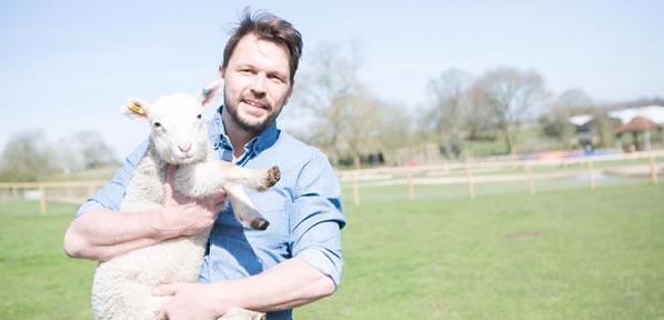 Jimmy's Farm in Suffolk