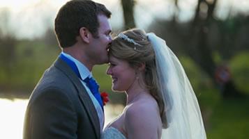 Church wedding, Easton Grange Reception - Kelly & James
